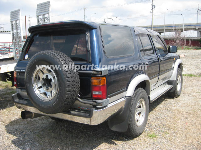 1993 Toyota Hilux Surf Spare Parts