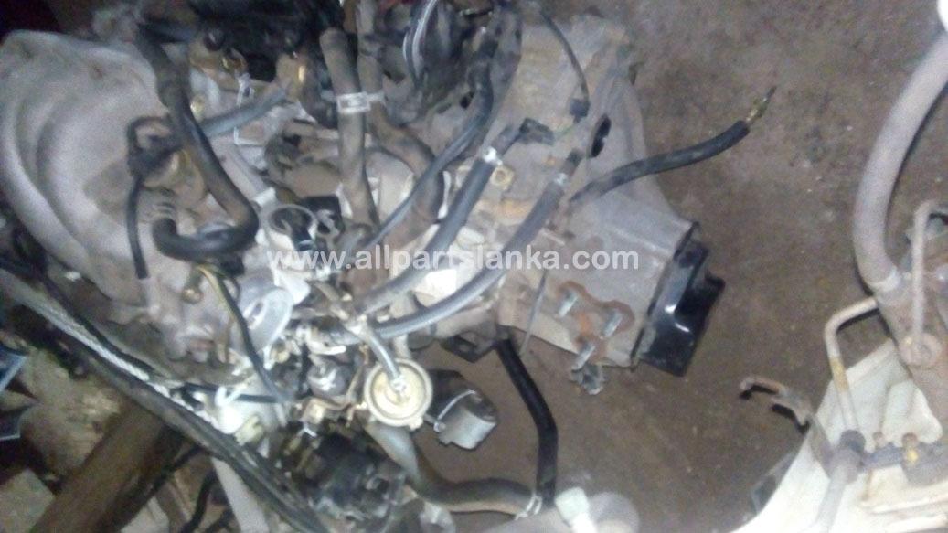 Ford Laser Kj Engine